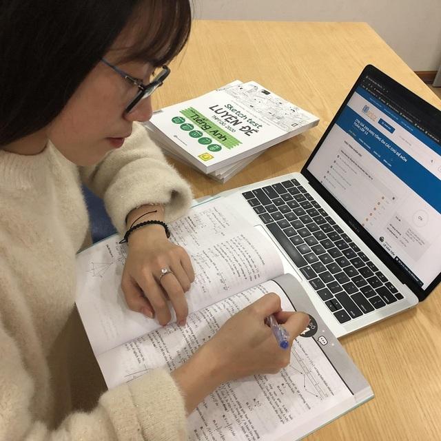 Bộ sách Sketch Test Luyện đề - Bảo bối giúp học sinh lớp 12 chinh phục kỳ thi THPTQG 2020 - 4