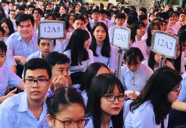 TPHCM: Không dạy học trong ngày đầu học sinh trở lại trường - 1