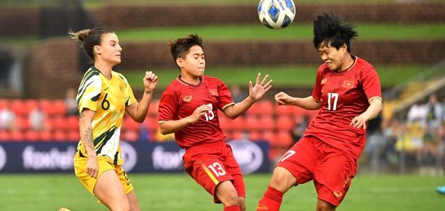 Đội tuyển nữ Việt Nam - Australia: Phấn đấu ghi bàn thắng - 1