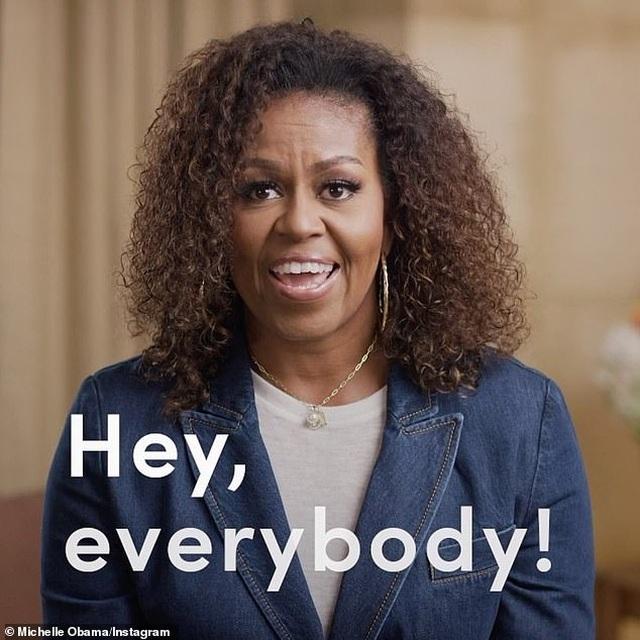 Michelle Obama tham gia phim tài liệu về cuộc sống của tân sinh viên Mỹ - 1