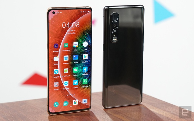 Oppo ra mắt smartphone cao cấp Find X2 Pro, smartwatch Oppo Watch - 3