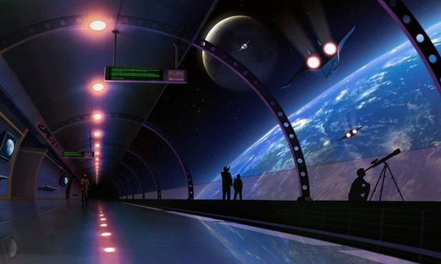 Các tàu vũ trụ có thể đi với tốc độ ánh sáng - 1
