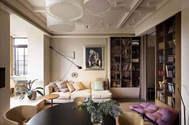 Tuyệt chiêu thiết kế cho ngôi nhà 25m2 vẫn rộng rãi, đầy đủ tiện nghi - 1