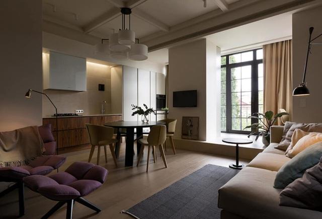 Tuyệt chiêu thiết kế cho ngôi nhà 25m2 vẫn rộng rãi, đầy đủ tiện nghi - 2