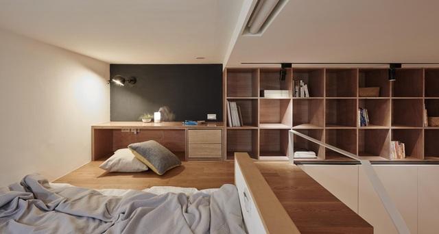 Tuyệt chiêu thiết kế cho ngôi nhà 25m2 vẫn rộng rãi, đầy đủ tiện nghi - 10