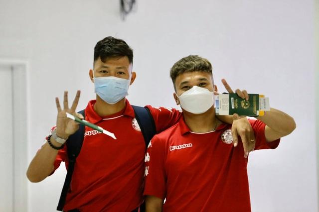 Công Phượng, Bùi Tiến Dũng cùng TPHCM sang Lào dự AFC Cup - 7