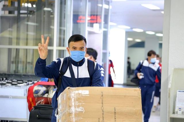 Công Phượng, Bùi Tiến Dũng cùng TPHCM sang Lào dự AFC Cup - 1