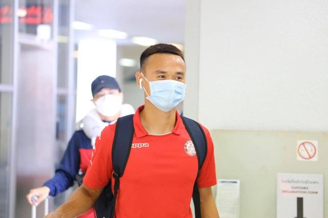 Công Phượng, Bùi Tiến Dũng cùng TPHCM sang Lào dự AFC Cup - 2