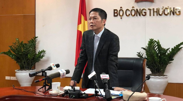 Hà Nội: Không thiếu hàng hóa kể cả có 1.000 người nhiễm Covid-19 - 1