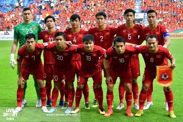 Trận giao hữu đội tuyển Việt Nam và Kyrgyzstan có thể bị hoãn - 1