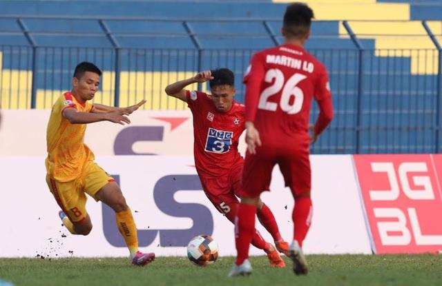 CLB Thanh Hóa trắng tay sân nhà ở trận ra quân V-League - 2