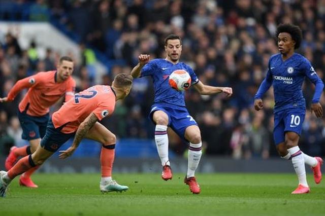 Chelsea 4-0  Everton: Cú sốc lớn với  Ancelotti - 12