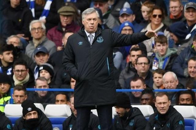 Chelsea 4-0  Everton: Cú sốc lớn với  Ancelotti - 8