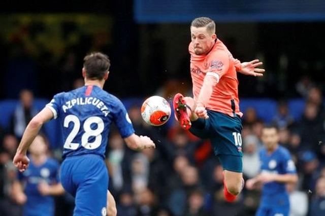 Chelsea 4-0  Everton: Cú sốc lớn với  Ancelotti - 5
