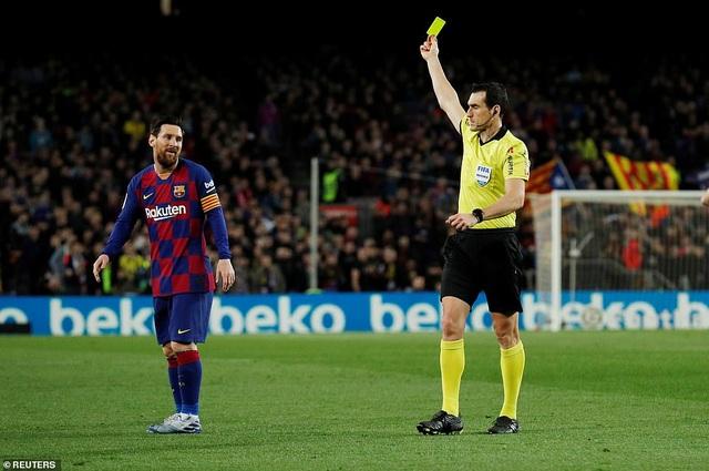 Messi ghi bàn, Barcelona hạ Sociedad và tạm chiếm ngôi đầu bảng - 9