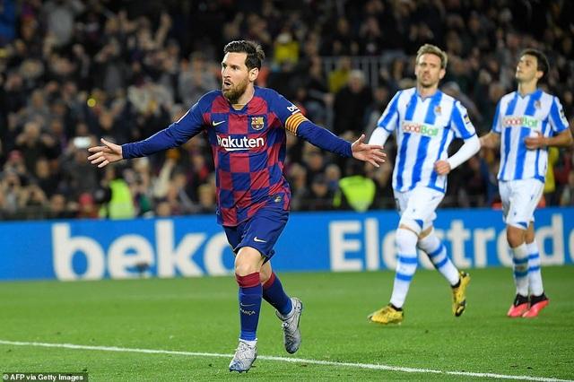 Barcelona yêu cầu được vô địch nếu La Liga không thể diễn ra - 1