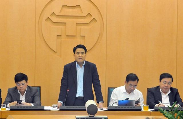 Chủ tịch Hà Nội thông tin việc bác sĩ, y tá viện Bạch Mai nhiễm Covid-19 - 1