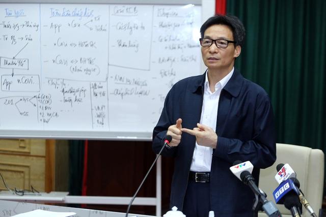 Phó Thủ tướng Vũ Đức Đam: Thực hiện khai báo y tế với toàn dân Việt Nam - 1