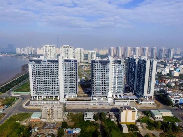 TPHCM hút hơn 2,06 tỷ USD đầu tư vào bất động sản - 1