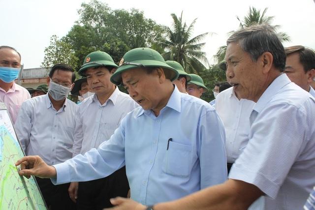 Thủ tướng: Không để người dân thiếu nước sinh hoạt - 1