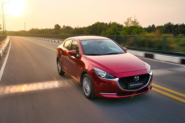 Mazda2 về Việt Nam, khởi điểm từ 509 triệu đồng - 1