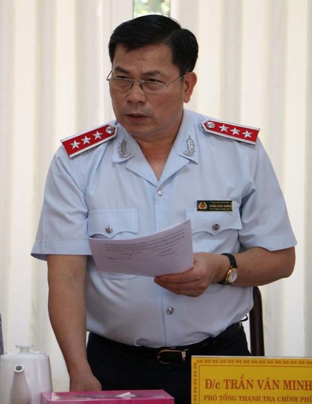 Thanh tra Chính phủ kết luận lùm xùm của Phó viện trưởng Cung Phi Hùng - 2