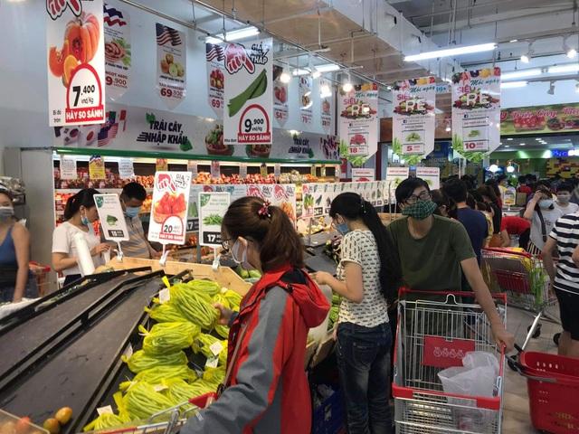 Đà Nẵng khuyến cáo người dân chưa mua tích trữ lương thực - 2