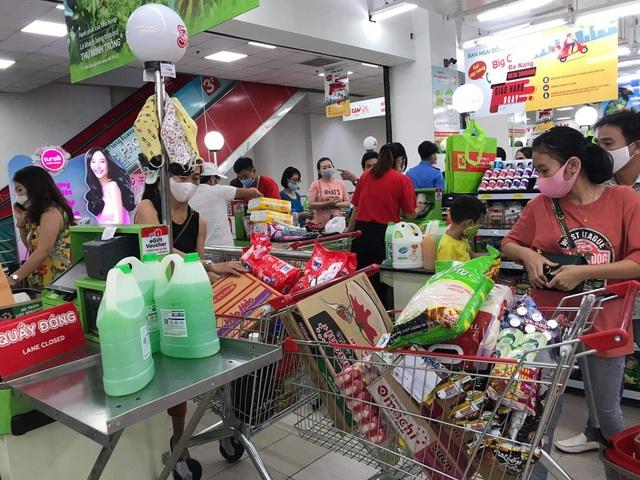 Đà Nẵng khuyến cáo người dân chưa mua tích trữ lương thực - 1