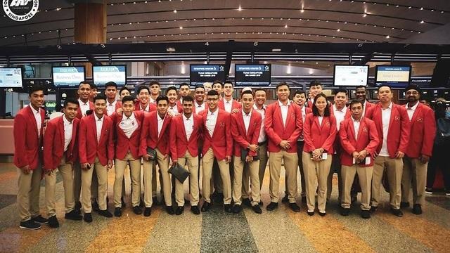Chín cầu thủ Singapore trốn đi đánh bạc ở SEA Games lĩnh án phạt - 1