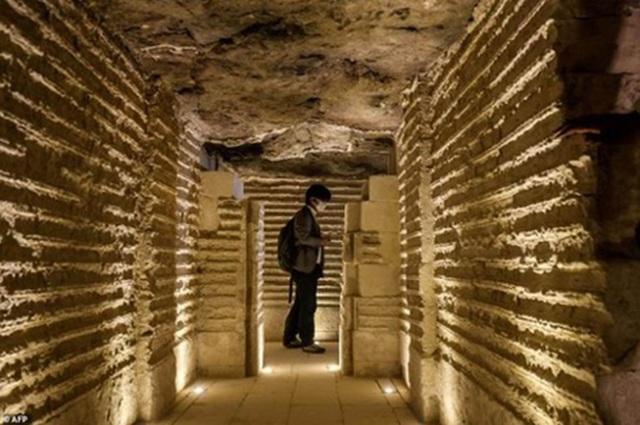 Ai Cập: Kim tự tháp nổi tiếng mở cửa trở lại sau 90 năm - 2