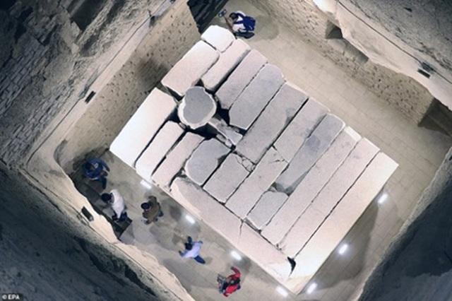 Ai Cập: Kim tự tháp nổi tiếng mở cửa trở lại sau 90 năm - 6