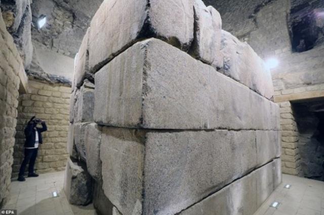 Ai Cập: Kim tự tháp nổi tiếng mở cửa trở lại sau 90 năm - 7