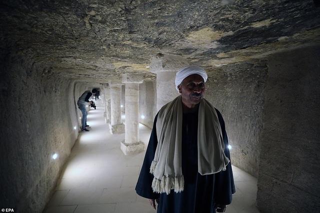 Ai Cập: Kim tự tháp nổi tiếng mở cửa trở lại sau 90 năm - 9