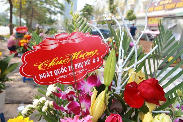 """Chợ hoa ế ẩm, tiểu thương """"kêu trời"""" dịp 8/3 giữa mùa dịch corona - 9"""