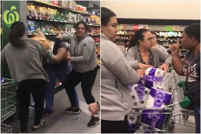 Tranh mua giấy vệ sinh vì Covid-19, hai phụ nữ Australia phải hầu tòa - 1