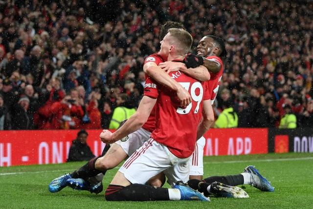 """Solskjaer: """"Chiến thắng trước Man City là khoảnh khắc đặc biệt"""" - 1"""