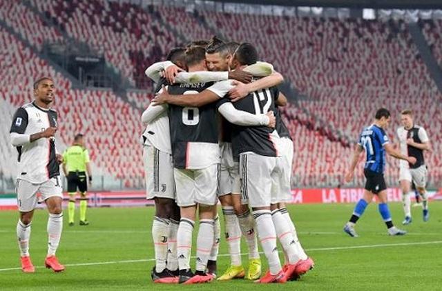 Xuất sắc hạ gục Inter, Juventus đòi lại ngôi đầu bảng - 1