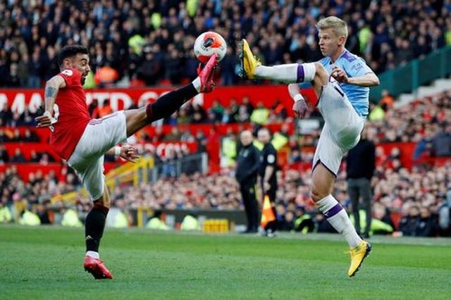 Man Utd 2-0 Man City: Martial, McTominay trừng phạt đối thủ - 9