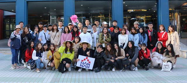 Du học sinh Việt tại Hàn Quốc tương trợ lẫn nhau giữa điểm nóng Covid-19 - 1