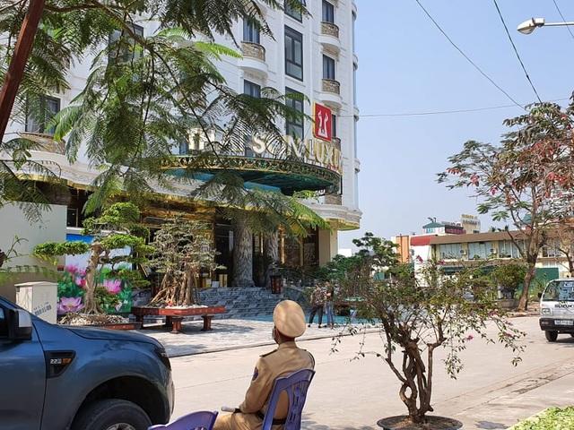 3 khách sạn ở Hạ Long bị phong tỏa - 5