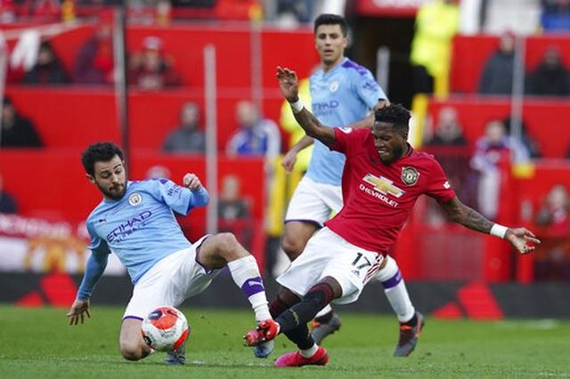 """Những """"tội đồ"""" khiến Man City ôm hận trước Man Utd - 2"""
