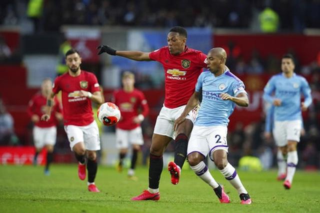 Man Utd 2-0 Man City: Martial, McTominay trừng phạt đối thủ - 5