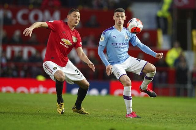 Man Utd 2-0 Man City: Martial, McTominay trừng phạt đối thủ - 3