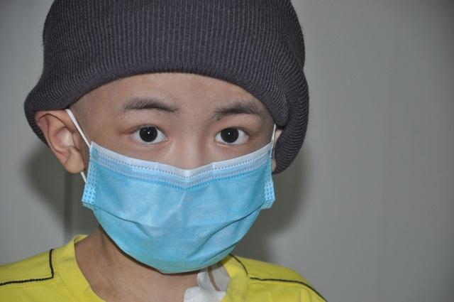 Bạn đọc Dân trí giúp cậu bé 9 tuổi đánh bại bệnh ung thư máu quái ác - 1