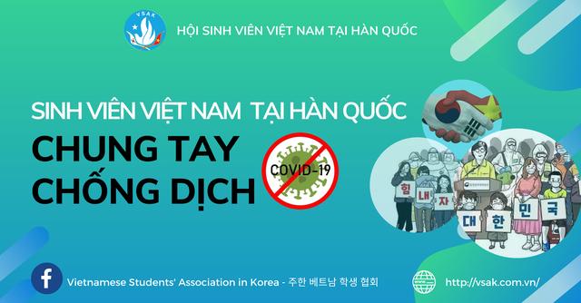 Du học sinh Việt tại Hàn Quốc tương trợ lẫn nhau giữa điểm nóng Covid-19 - 4