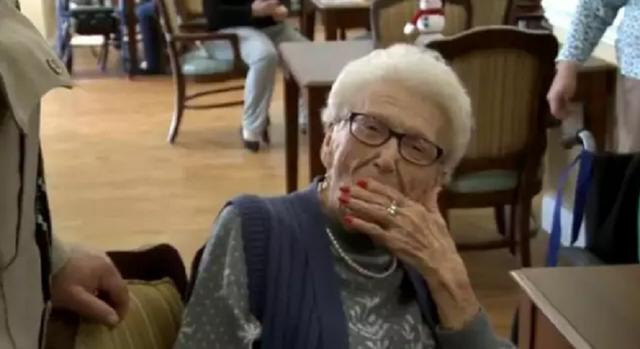 Cụ bà được gửi vào tù để mừng sinh nhật 100 tuổi - 2
