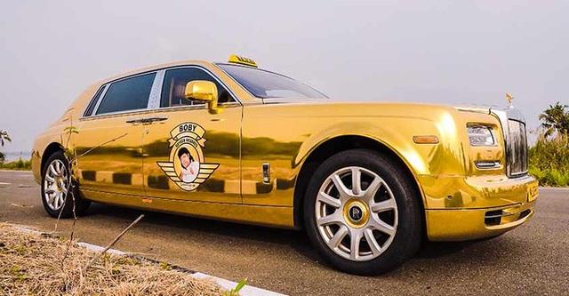Kỳ lạ xe Rolls-Royce chạy taxi ở Ấn Độ - 4