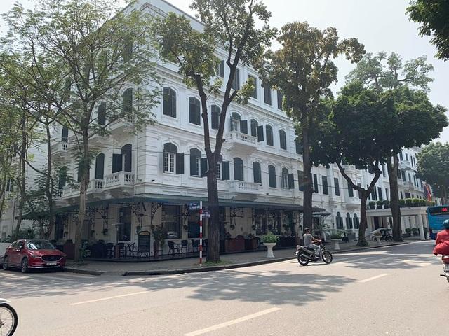 Khách sạn Metropole tạm dừng hoạt động để khử trùng - 2