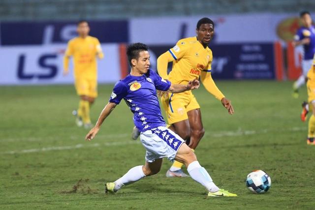 Vòng 2 V-League: HA Gia Lai gặp thử thách ở Hàng Đẫy - 1