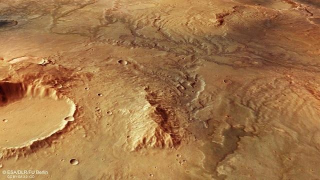 Tìm thấy các phân tử hữu cơ trên sao Hỏa - 1